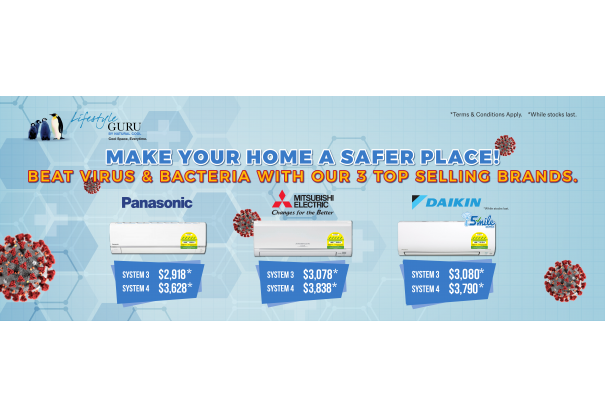Beat Virus And Bacteria In Your Home Today!