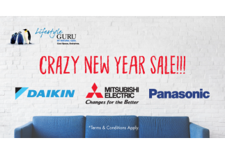 CRAZY NEW YEAR SALE!!!